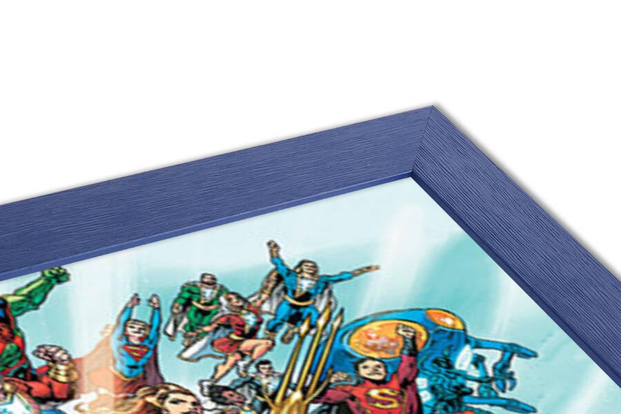 Poster Justice League - Rebirth