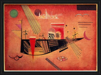 Gerahmte Poster  Wassily Kandinsky - Whimsical