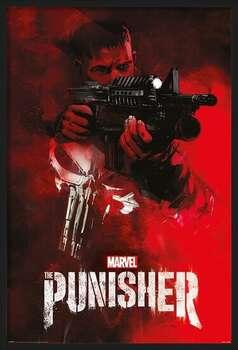 Gerahmte Poster The Punisher - Aim