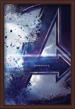 Gerahmte Poster Avengers: Endgame - Teaser