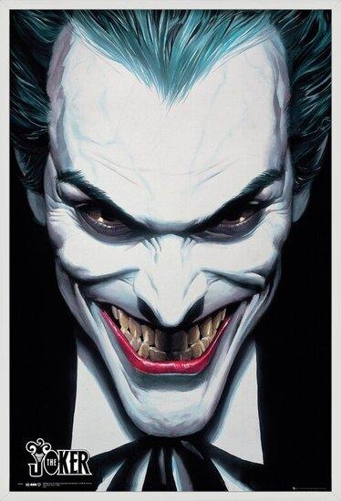 Poster DC Comics - Joker Ross
